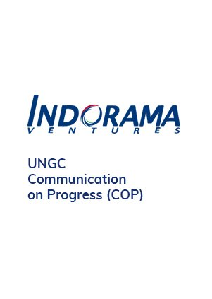 Communication on Progress Coming Soon