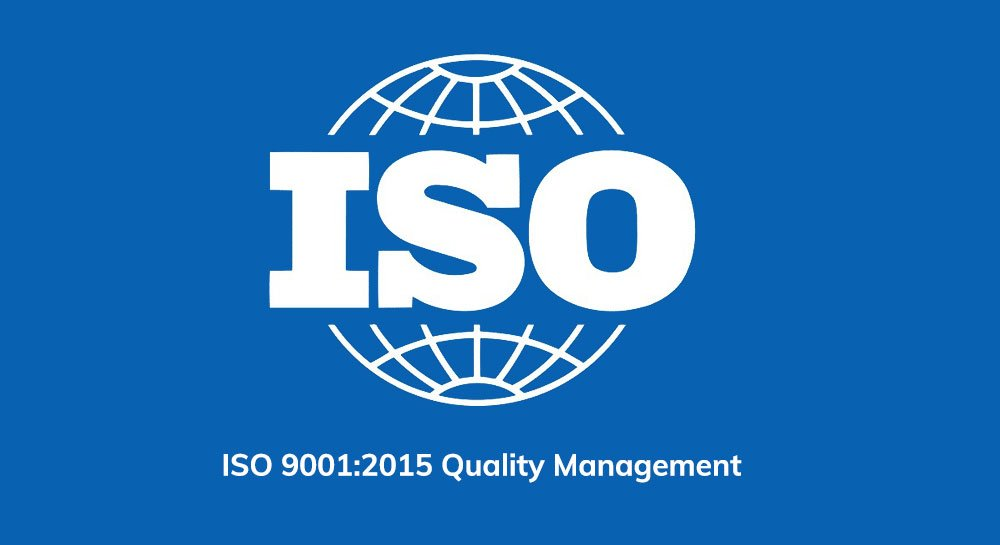 ISO 9001:2015 Quality Management