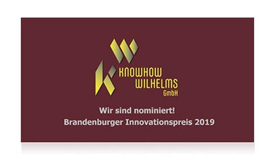 Brandenburg Innovation Award